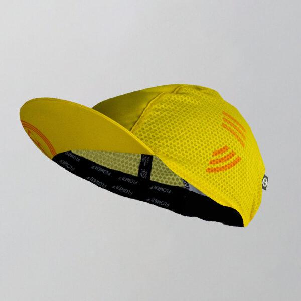 Gorra Randonneur - Lemon