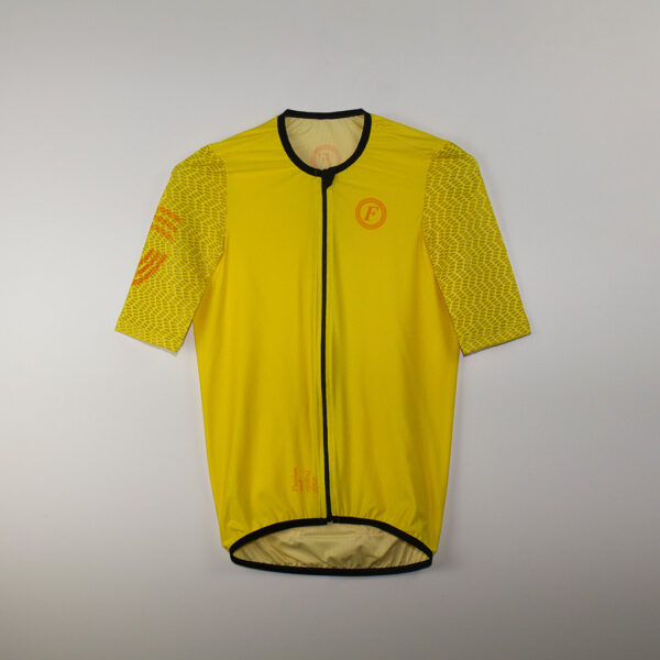 Maillot Unisex Kail - Lemon