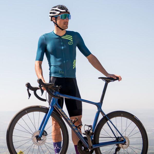 Maillot Hombre Aware - Green Forest